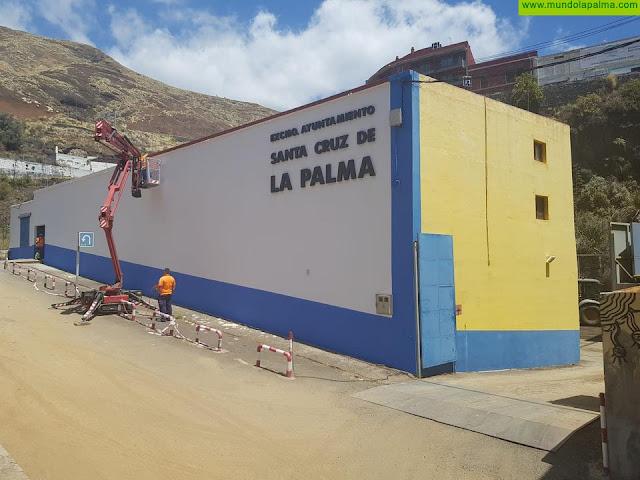 El Ayuntamiento de Santa Cruz de La Palma concentrará Servicios Públicos e Infraestructuras en un gran centro logístico
