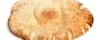 Receta : Pan de pita