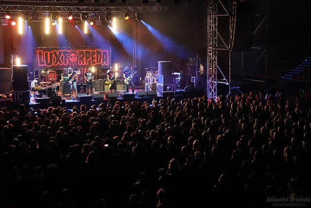 Luxtorpeda - relacja z koncertu, reportaż, fotografia, galeria zdjęć