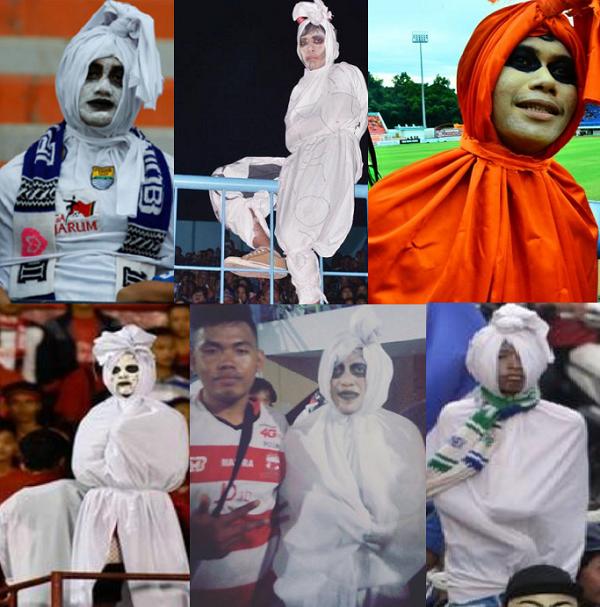Inilah Suporter Terbaik di Indonesia yang Patut Ditiru