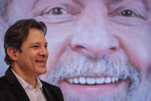 Candidato de Lula a la presidencia de Brasil comienza despegue en las encuestas