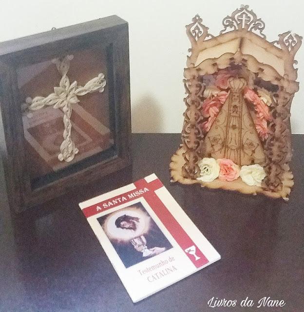 Resenha: A santa missa - Catalina Rivas