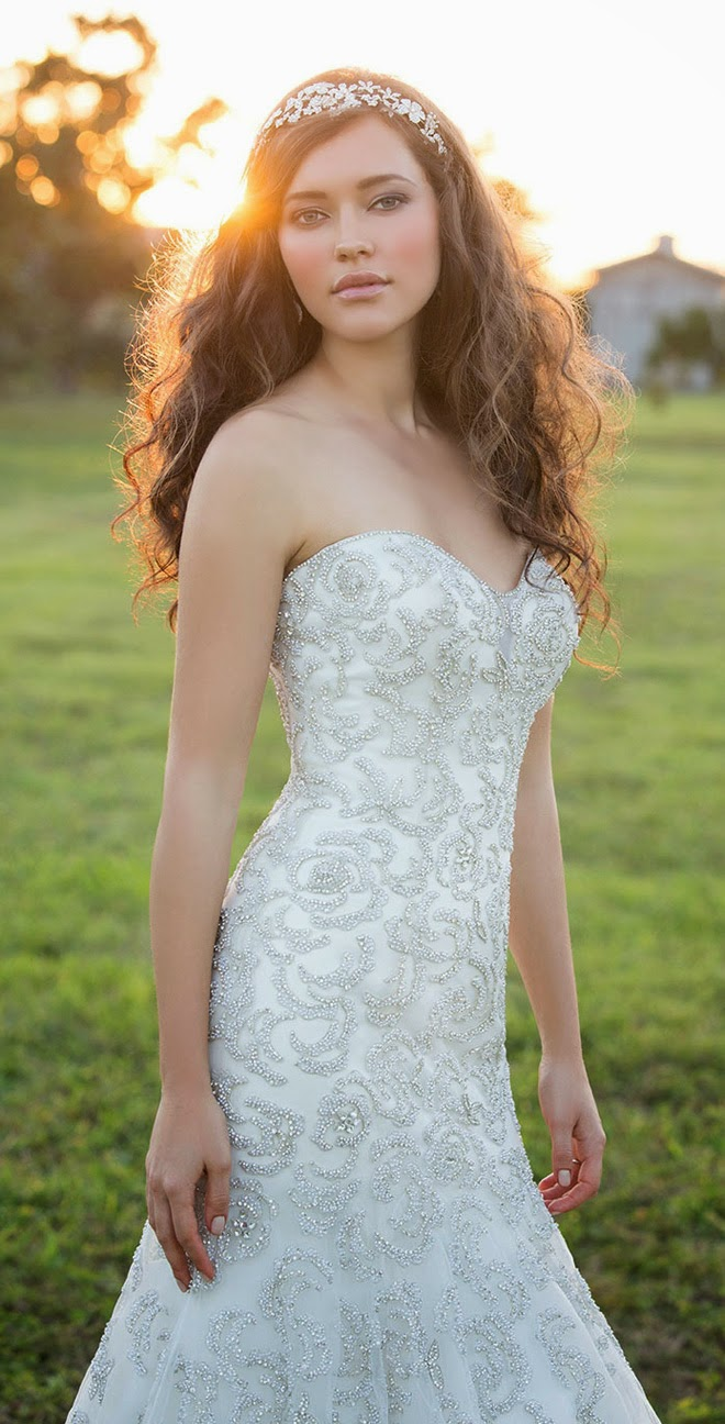 Allure Bridals Madison James Collection - Belle The Magazine