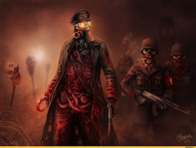 Misteri Mistik NAZI, Tentara Super Dan Zombie