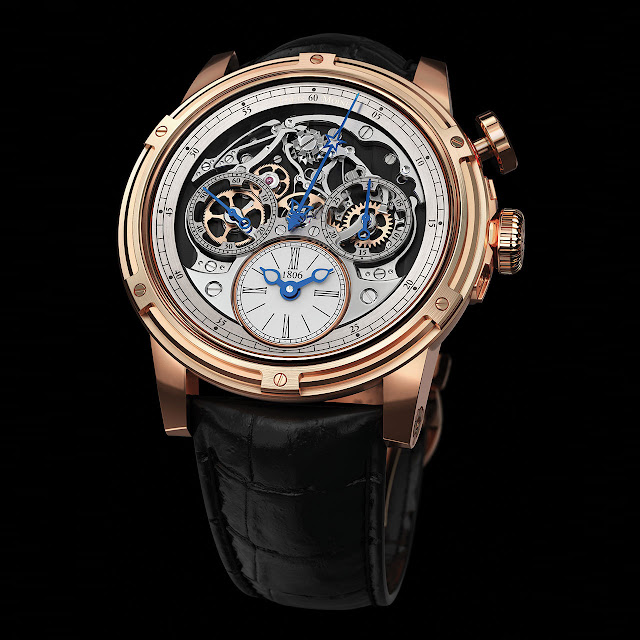 Louis Moinet Memoris Mechanical Automatic Watch