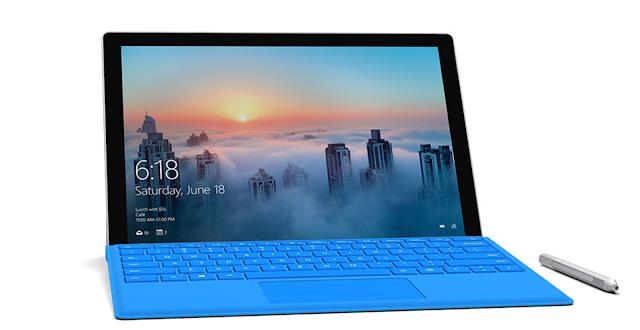 Microsoft Surface Pro Update 2017 new version