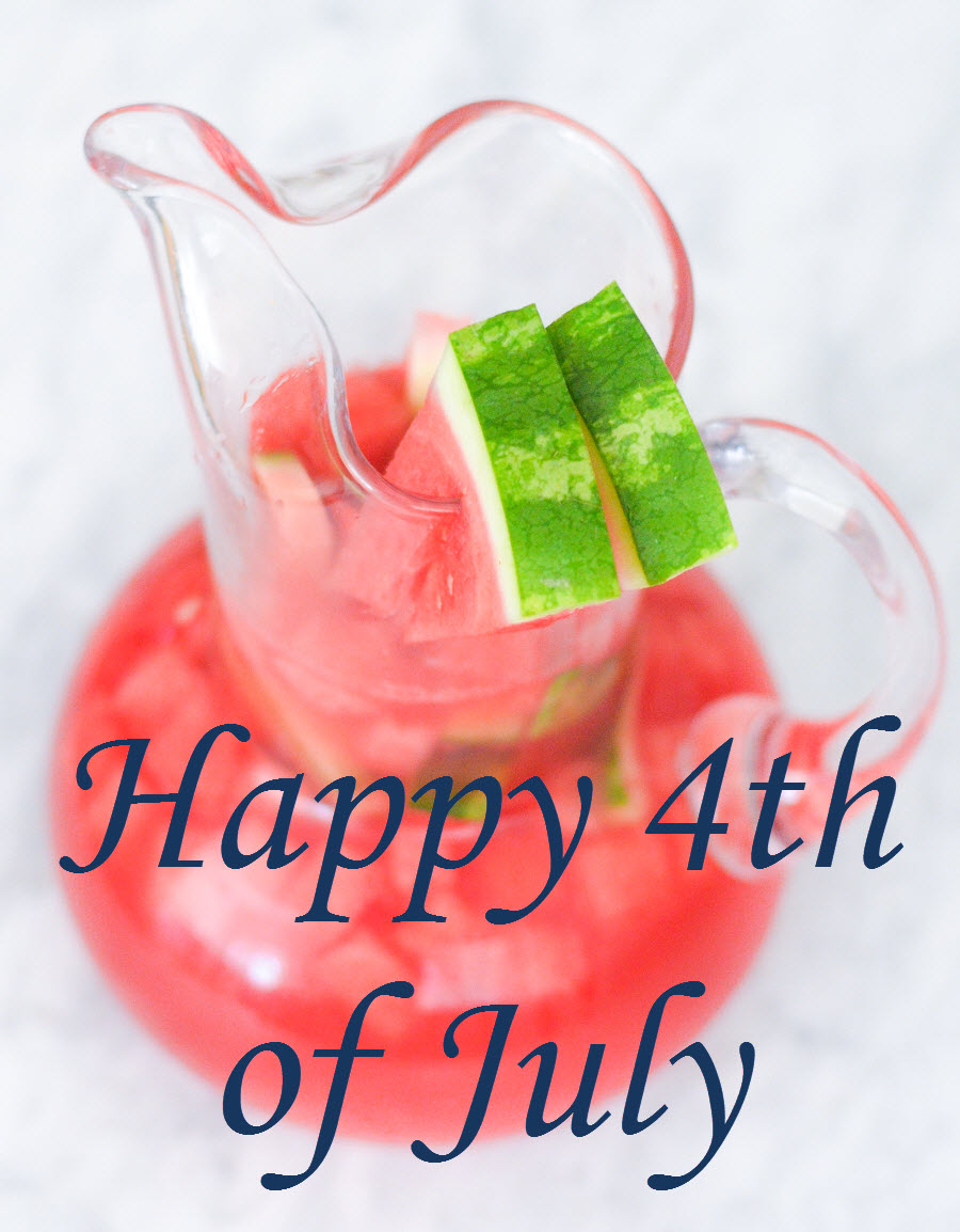 Independence Day Favorites | July 4th Summer BBQ Potluck Recipe Roundup Ideas | Cocktails, Lemonades, Breakfast, Dessert, an + Healthy Salads | Luci's Morsels :: LA Lifestyle + Food Blog