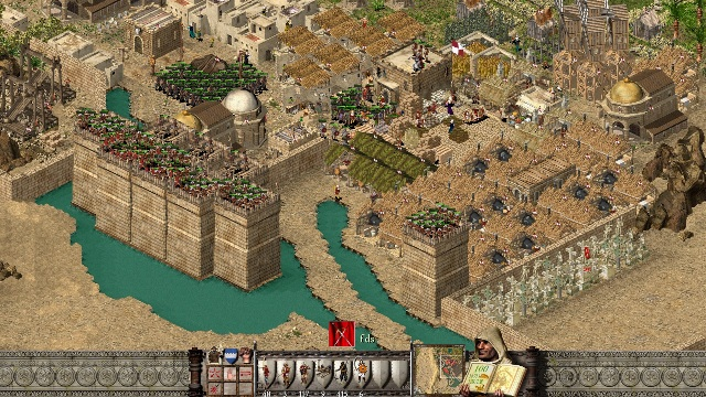 Download Stronghold Crusader 1 PC Games Gameplay