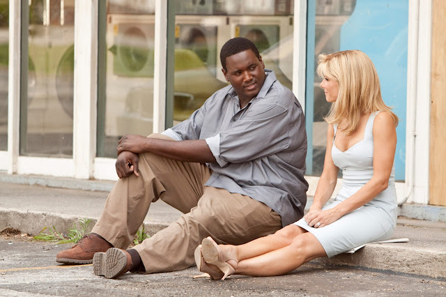 'The Blind Side': An Inspiring True Story. A review of the 2010 film with Sandra Bullock, Lily Collins & Tim McGraw. All text © Rissi JC