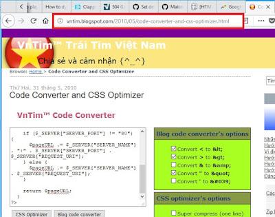 Lấy URL đường dẫn của trang hiện tại bằng PHP