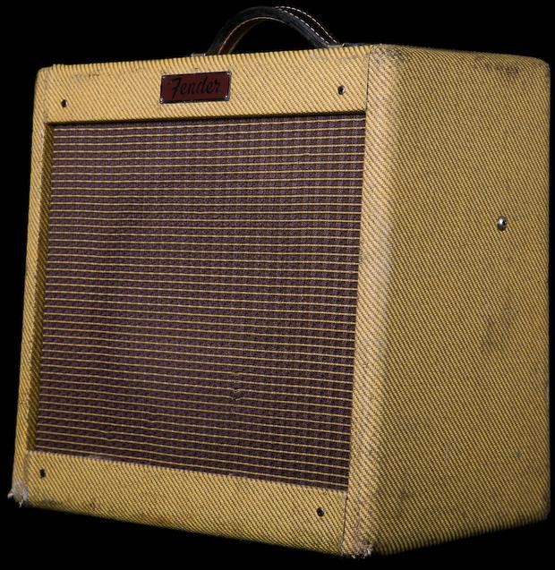 Bman S Amp Report Tech Talk Fender Quot Pro Junior Quot 1994