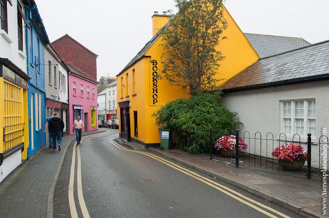 Calles Kinsale Condado Cork Irlanda