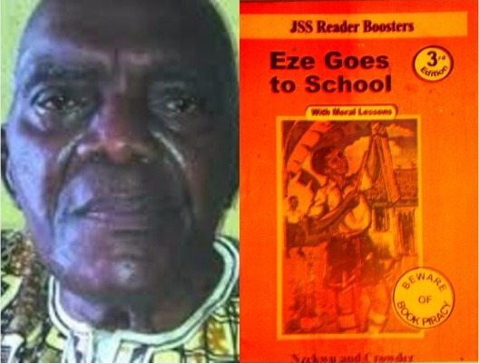 "Image result for Tributes as ""Eze Goes to School"" author, Onuora Nzekwu burial rites begin"