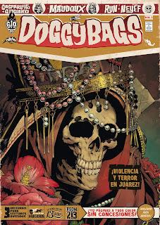 "Cómic: Reseña de ""Doggy Bags"" vol. #3 [Dibbuks]."