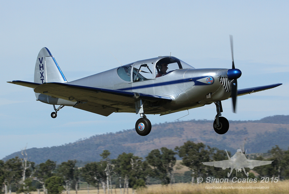 Globe GC-1B Swift VH-XTG | GA Aircraft Australia