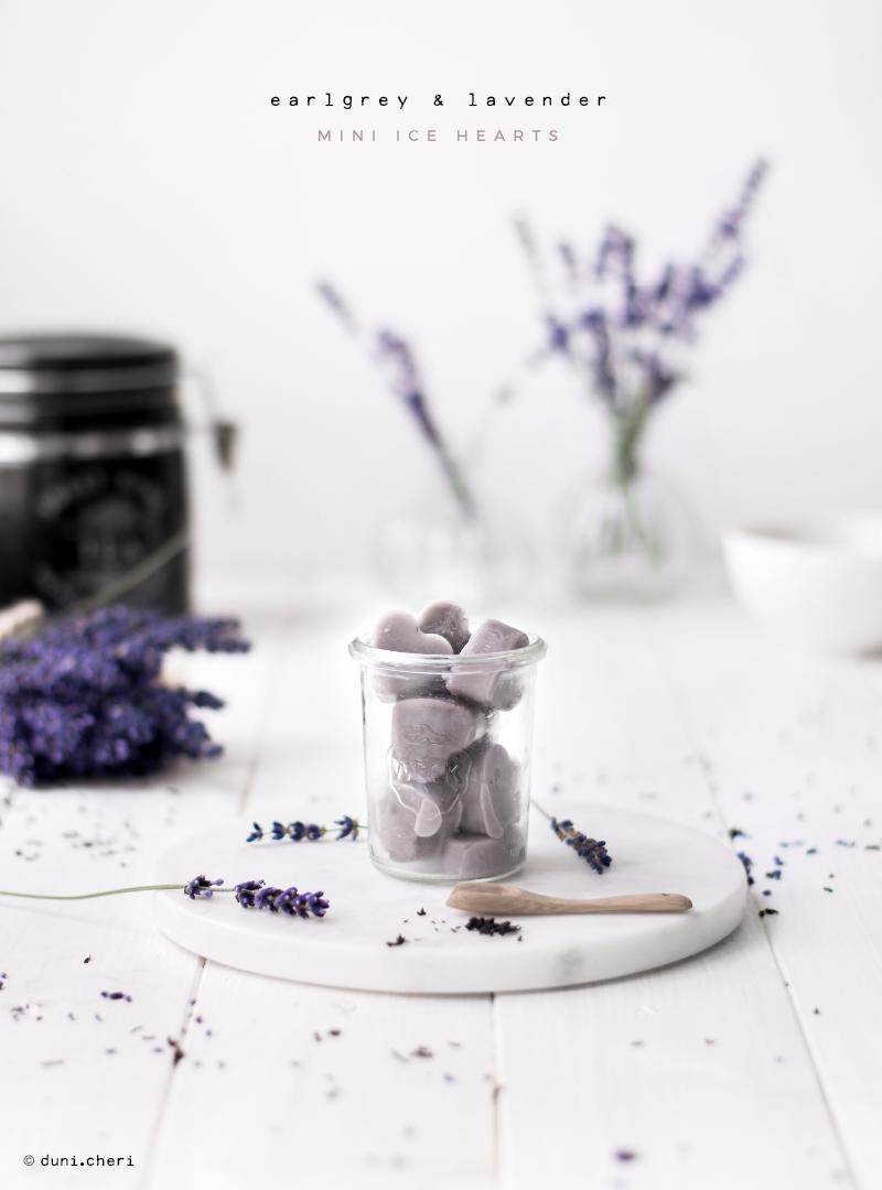 earl grey lavendel eis rezept vegan