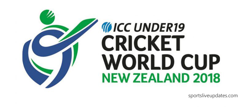 ICC U19 *Cricket World Cup* schedule announced 2018