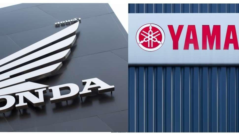 Aneh Musuh Abadi Yamaha - Honda Kerja Sama