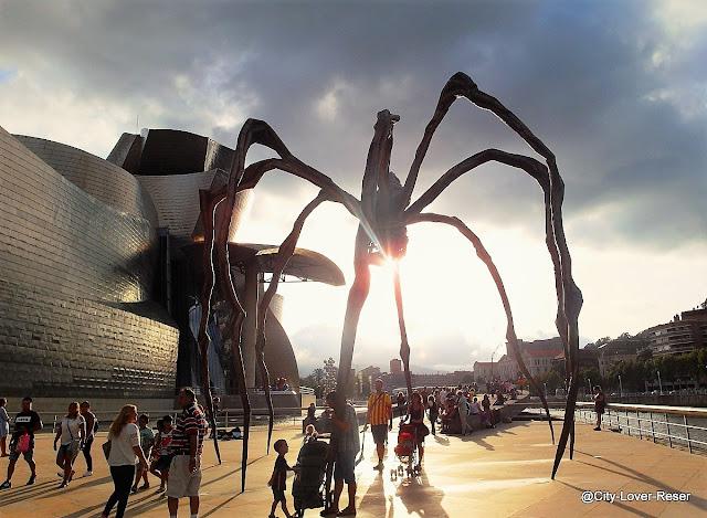 Se och göra i Bilbao - Guggenheim