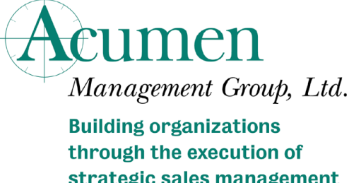 Acumen Announces Sales Manager Boot Camp for IT