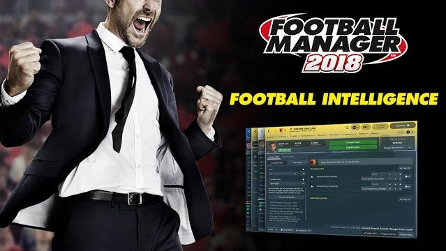 Football Manager 2018 | Football Intelligence | FM18