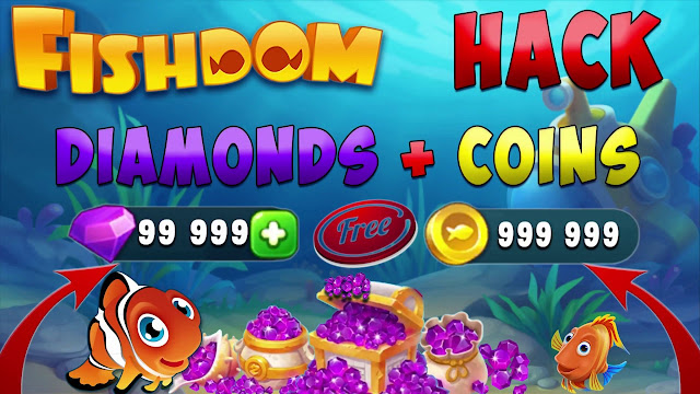 Fishdom Hack Deutsch – Kostenlose Diamanten