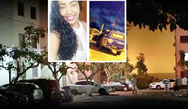 Bahia: Após desentendimento, vizinho saca arma, mata mulher e atira em 4 familiares. VÍDEO