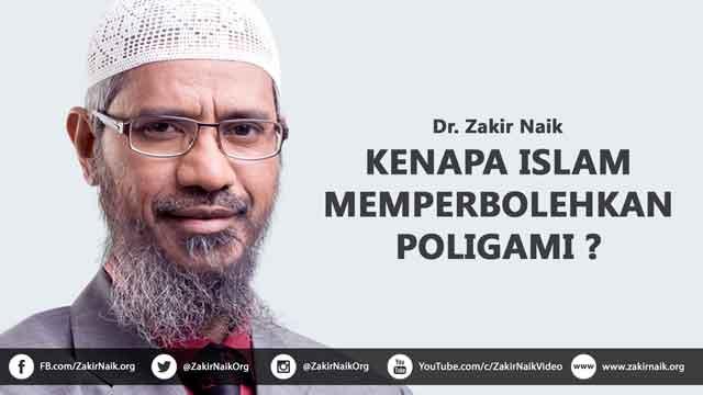 Kenapa Islam Memperbolehkan Poligami?
