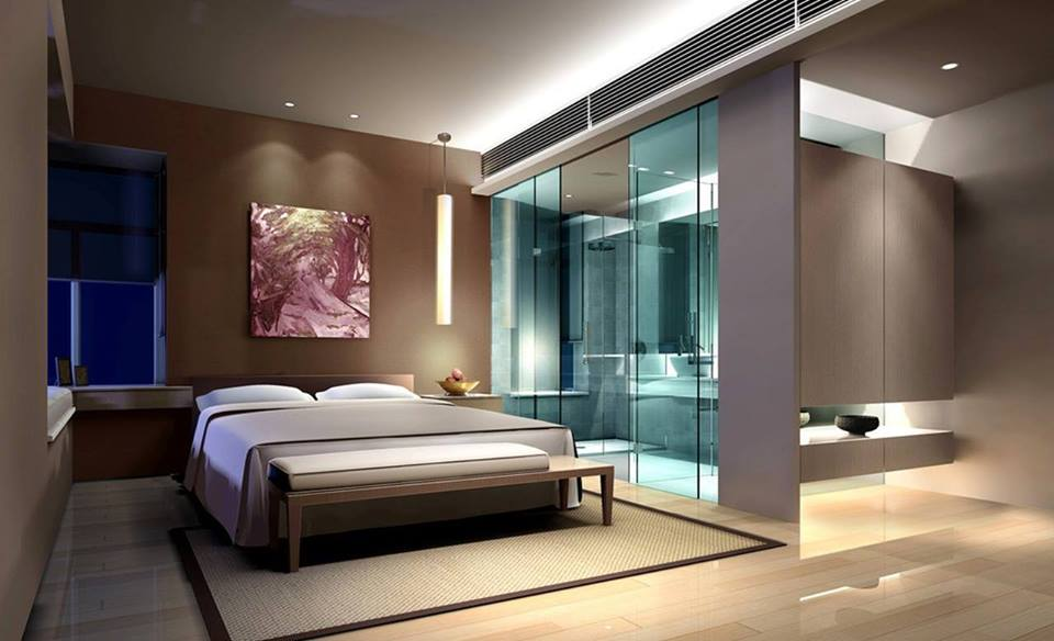 Awesome modern master bedroom decorating ideas 2016 for - Master bedroom design ideas ...