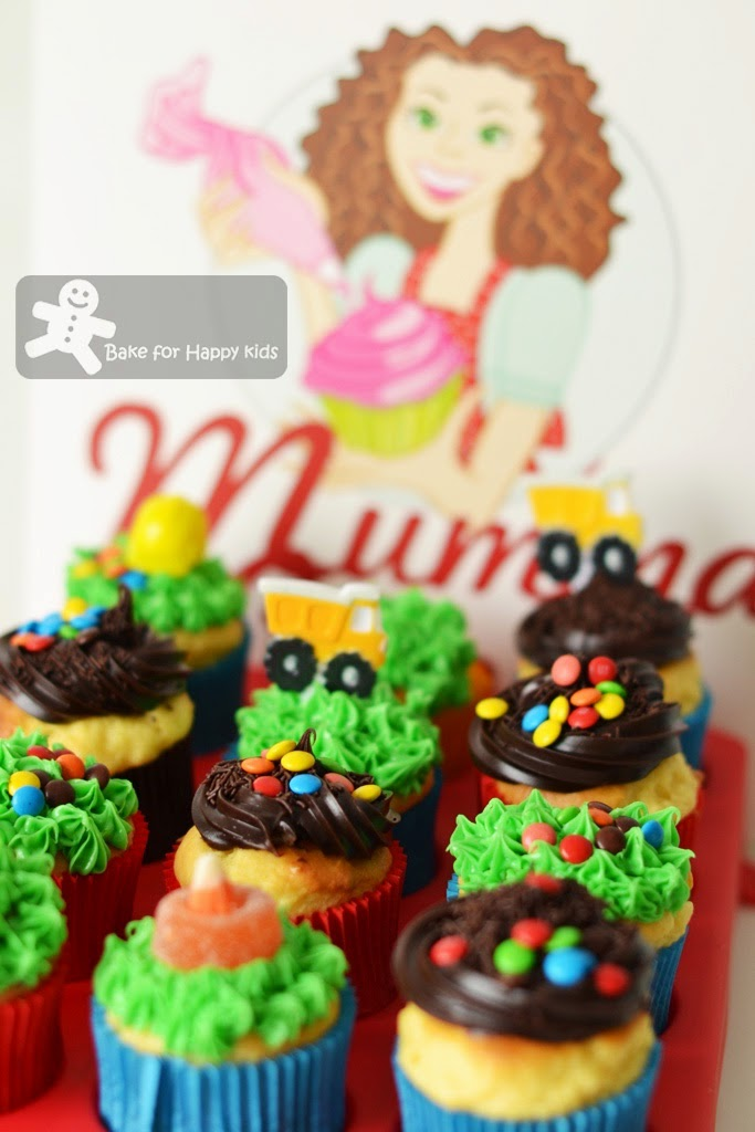 Bake for Happy Kids A DIY Cake Kit from Mummas Cakes