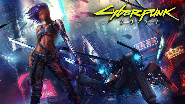 Cyberpunk 2077 é RPG em primeira pessoa, revela CD Projekt RED