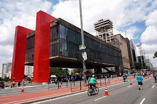 São Paulo Museum of Art Sao Paulo Brazil