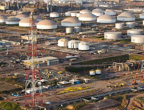 Refinaria Abreu e Lima amplia processamento de petróleo