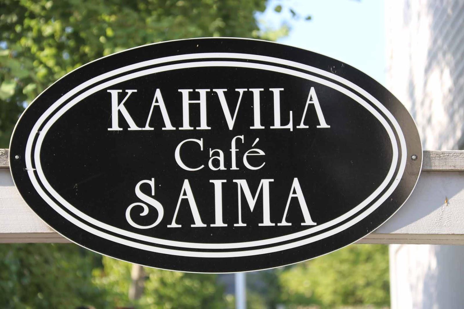Cafe Saima