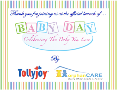 Tollyjoy Baby Day