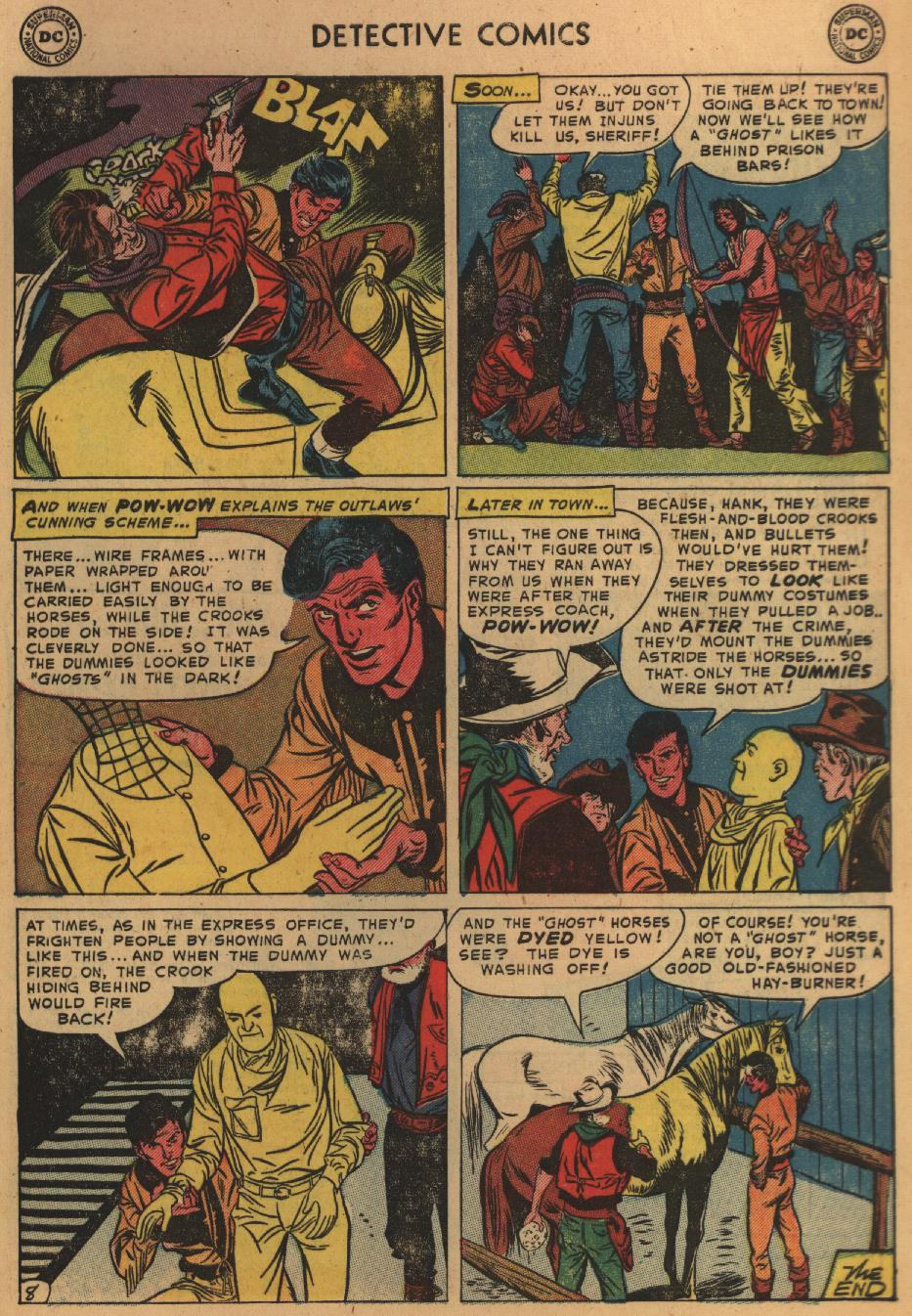 Detective Comics (1937) 195 Page 40