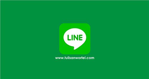 Grup Line Tulisan Wortel Share
