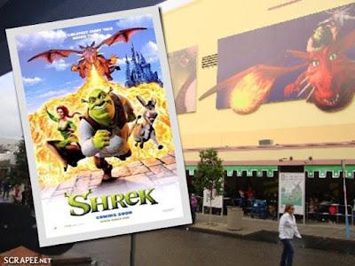 Shrek - Universal Studios