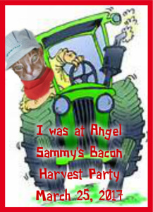 Angel Sammy's Bacon Harvest 2017
