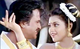 Rajnikanth & Meena in Kuluvalile Muthu – Muthu – Superhit Tamil Songs