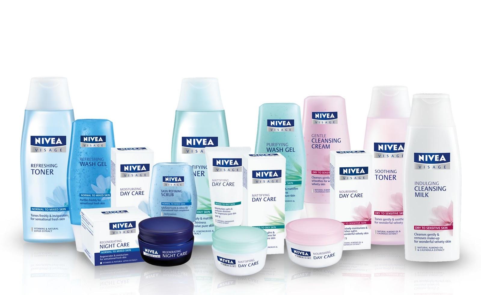 Image result for Produk Nivea