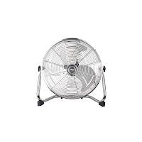 Ventilator de podea Tesy FS45AFN05, 100 W, 45 cm, 3 trepte, Inox