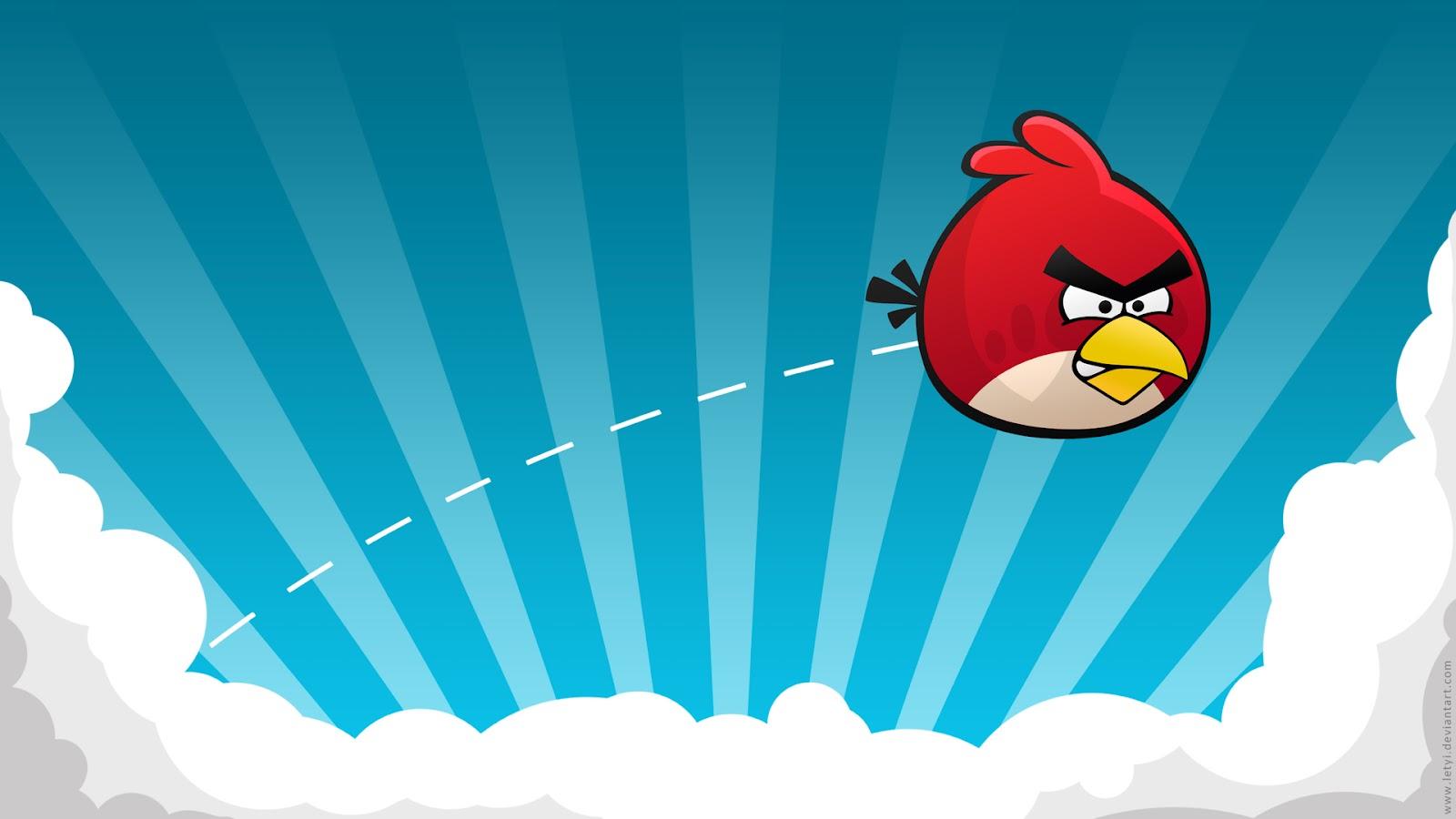 Angry Birds (Pájaros furiosos en español) es un videojuego creado en