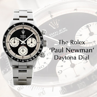 The Rolex Paul Newman Daytona Dial Sell Your Rolex Watch