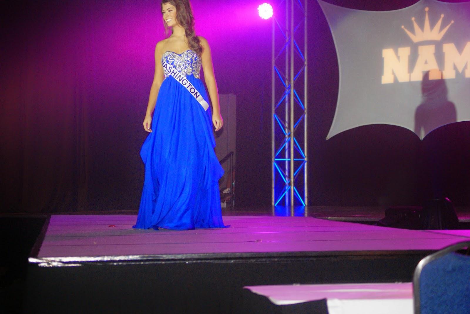 Featuring Miss Washington Jr.Teen!