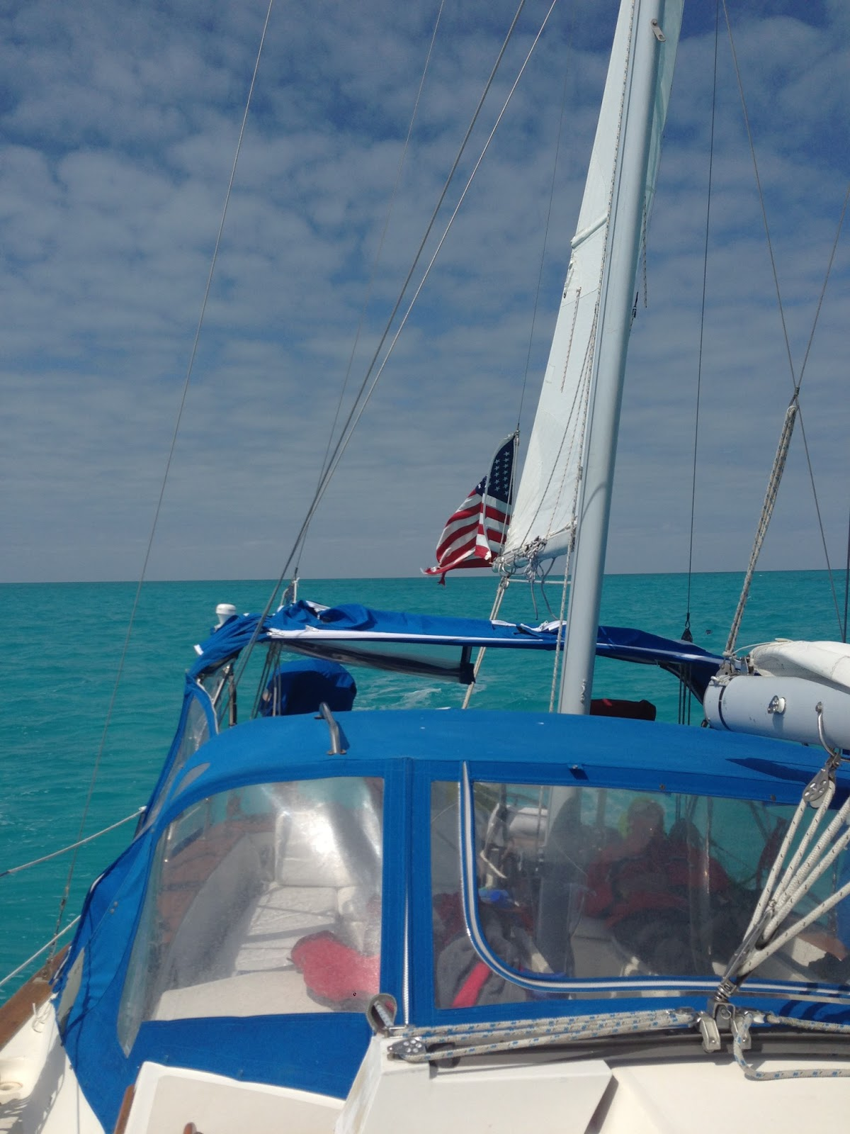 Goin' South....OneEighty: Sailing To Georgetown Exumas