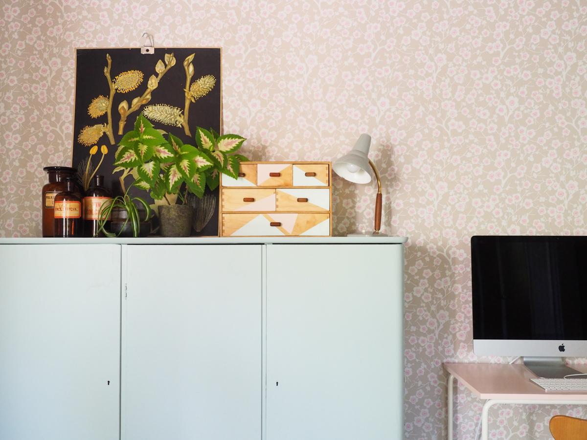 Ikea Moppe-lokerikon tuunaus