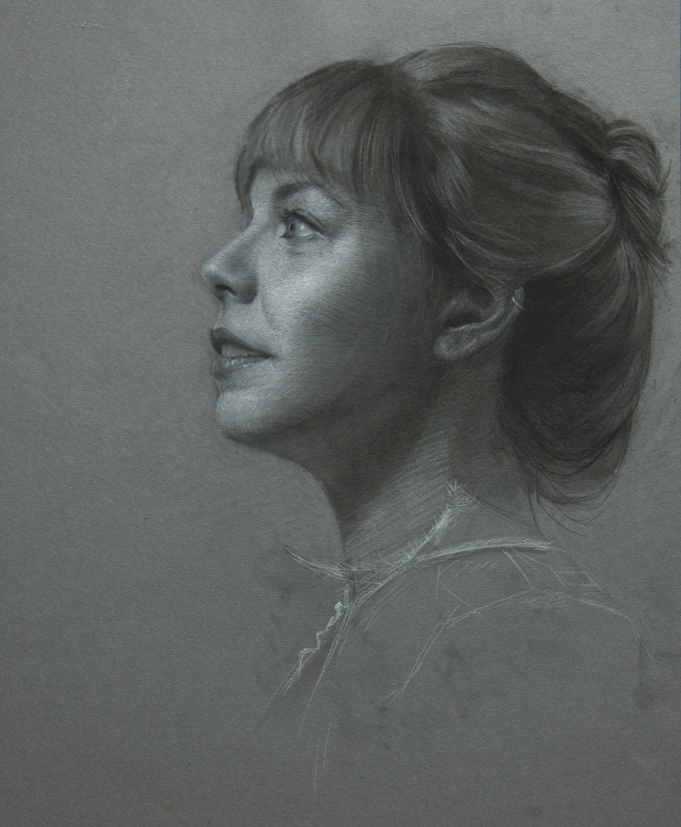 05-Shana-Levenson-Charcoal-Portraits-on-Paper-Inspired-by-Nostalgia-www-designstack-co