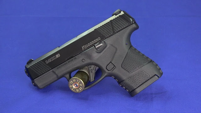 Pistola Mossberg MC1sc - Calibre 9mm P