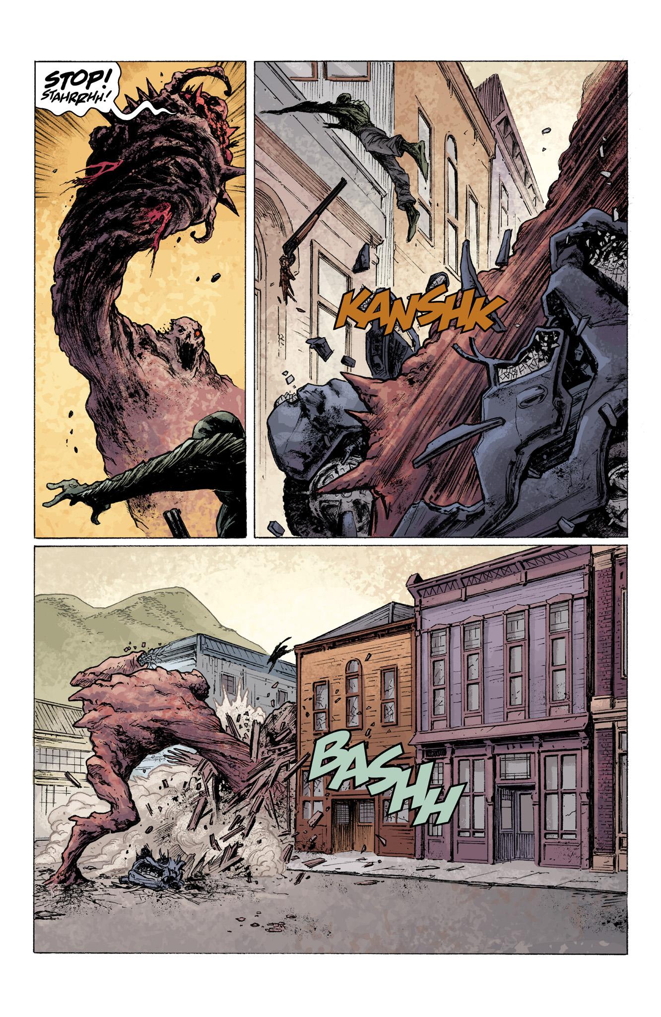 Read online Abe Sapien comic -  Issue #3 - 12